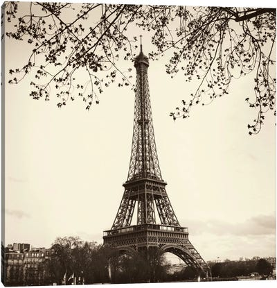 Tour Eiffel Canvas Art Print