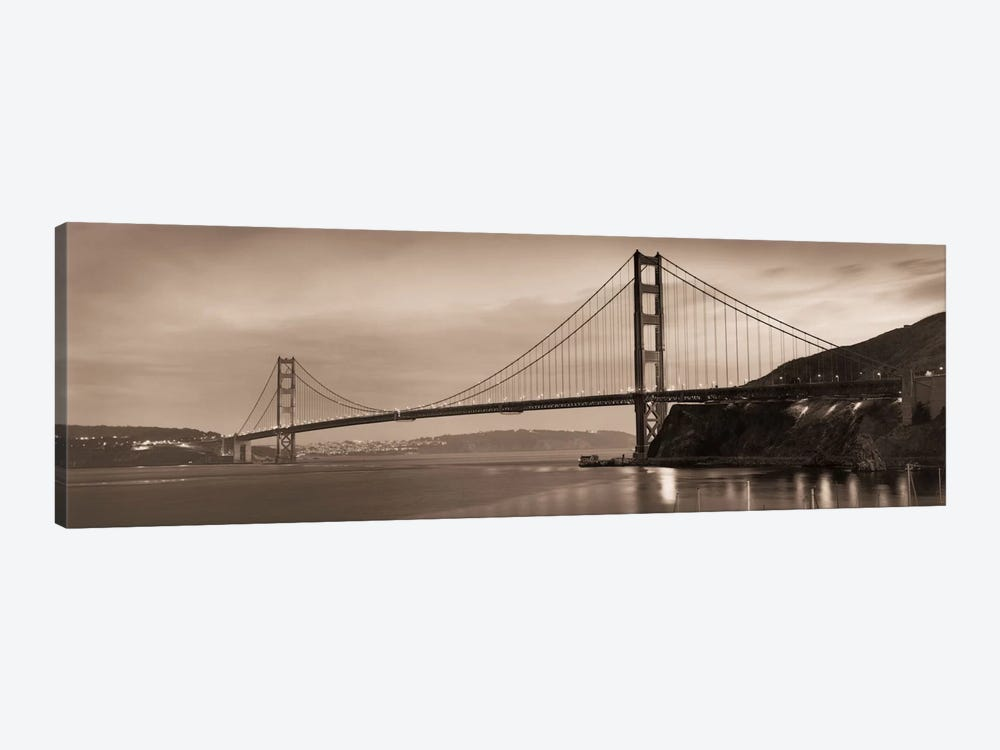 Golden Gate Bridge II by Alan Blaustein 1-piece Art Print
