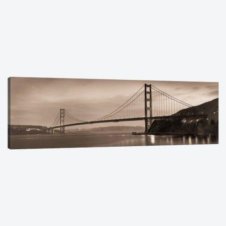 Golden Gate Bridge II Canvas Print #ICS49} by Alan Blaustein Canvas Art Print