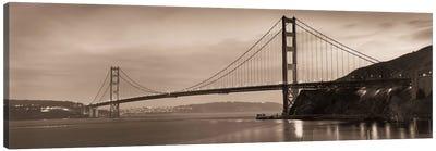 Golden Gate Bridge II Canvas Art Print