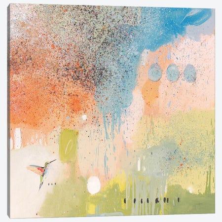 Hummingbird At Home I Canvas Print #ICS522} by Anthony Grant Canvas Print