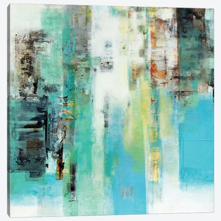 Serie Caminos XXII Canvas Print #ICS537} by Ines Benedicto Canvas Print