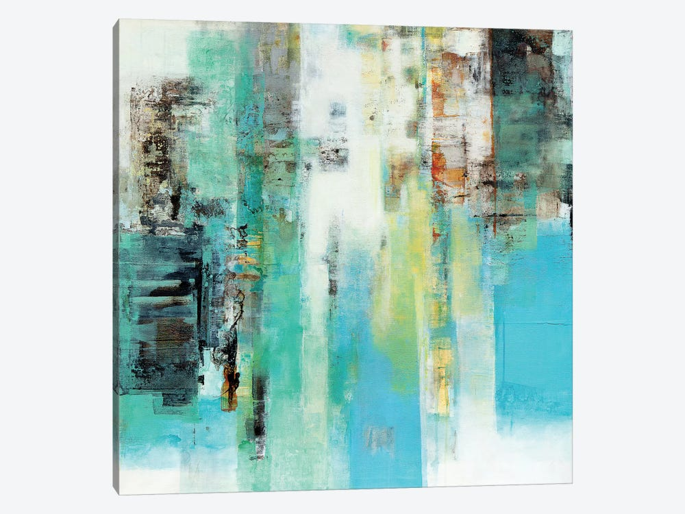 Serie Caminos XXII by Ines Benedicto 1-piece Canvas Art