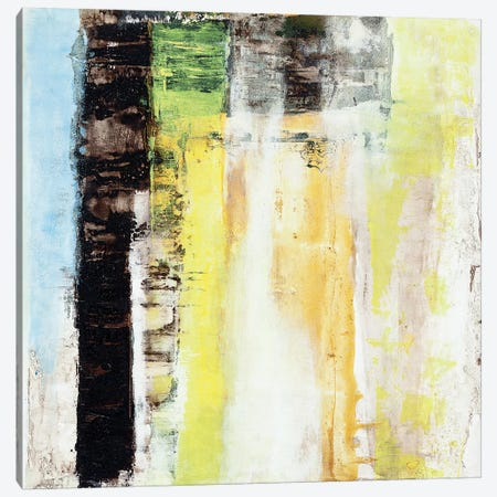 Serie Codigo XI Canvas Print #ICS539} by Ines Benedicto Canvas Art