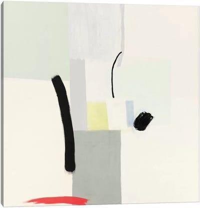 Interruptions Canvas Art Print