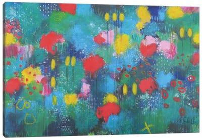 Hide and Seek Canvas Art Print