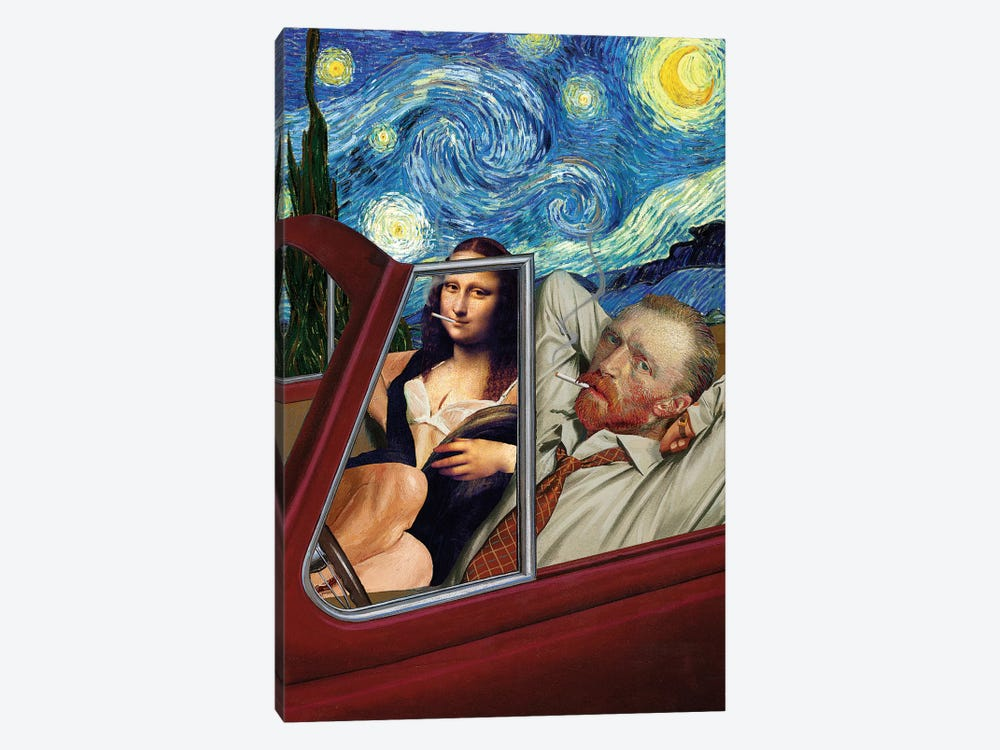 Starry Night by Barry Kite 1-piece Canvas Print