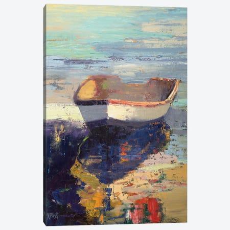 Blueglow Canvas Print #ICS562} by Beth A. Forst Canvas Art Print