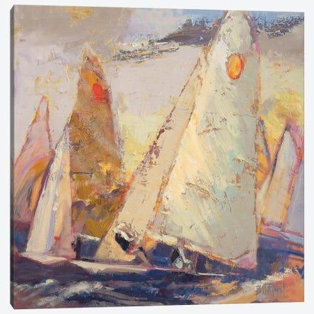 Caramel Wind Canvas Print #ICS564} by Beth A. Forst Canvas Art