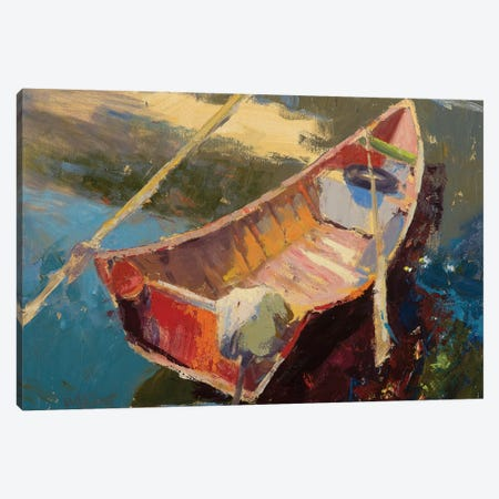 Italian Wayfarer Canvas Print #ICS565} by Beth A. Forst Canvas Wall Art