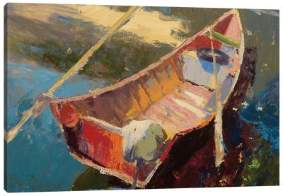 Italian Wayfarer Canvas Print #ICS565
