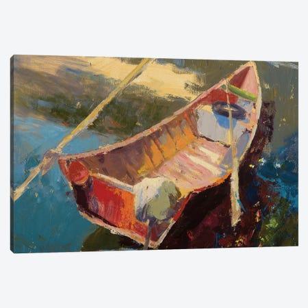 Italian Wayfarer Canvas Print #ICS565} by Beth A. Forst Canvas Wall Art