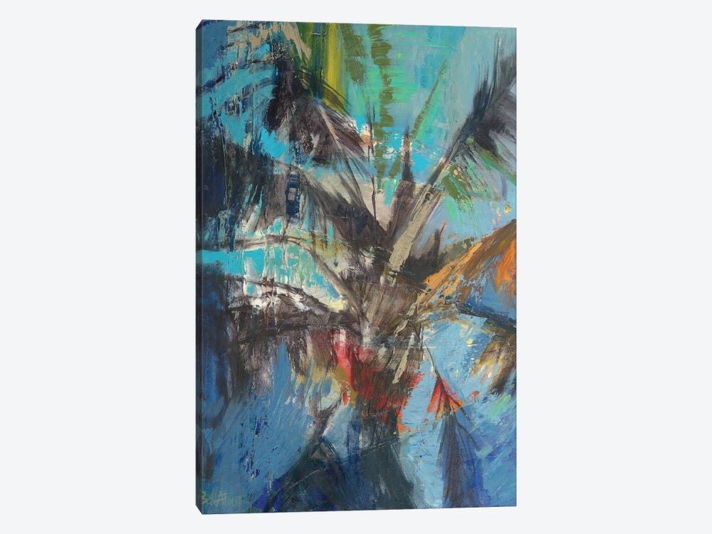 Palm Sunday by Beth A. Forst 1-piece Canvas Art