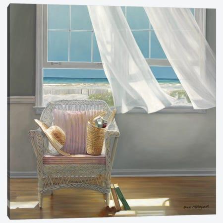 Getaway Canvas Print #ICS580} by Karen Hollingsworth Canvas Print
