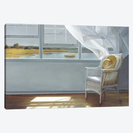 Lake Effect Canvas Print #ICS581} by Karen Hollingsworth Canvas Print
