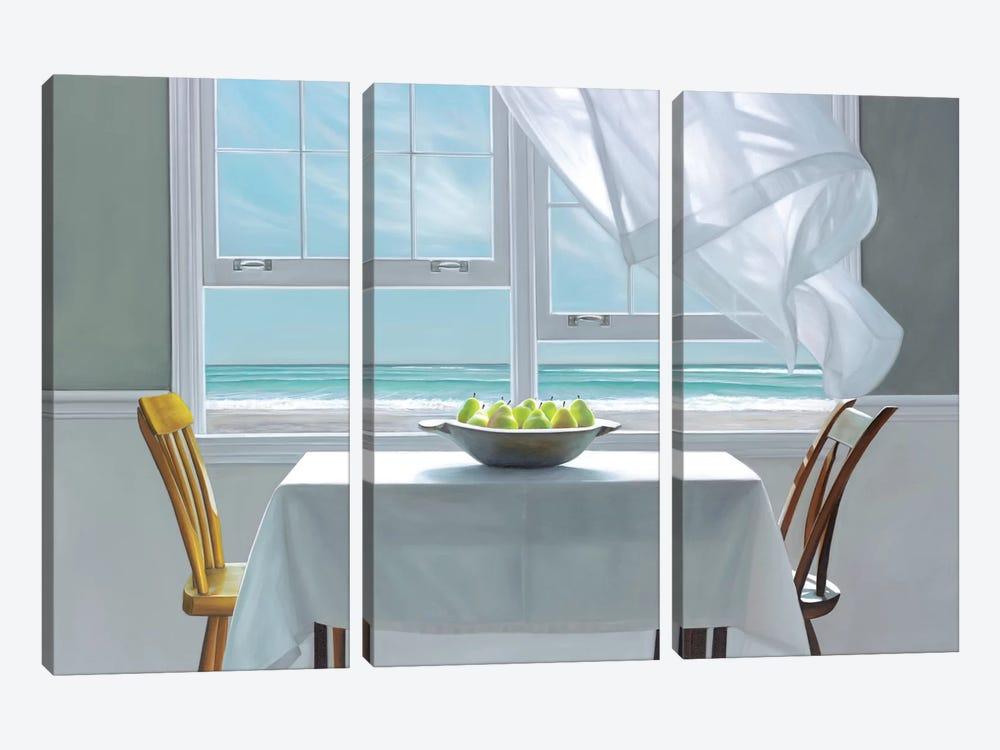 Meditation by Karen Hollingsworth 3-piece Canvas Wall Art