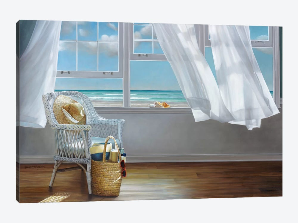 Sense Memory by Karen Hollingsworth 1-piece Canvas Artwork
