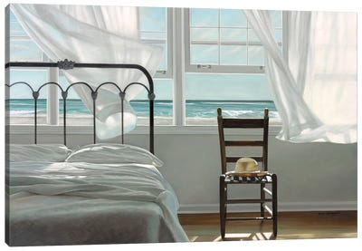 The Dream of Water Canvas Art Print
