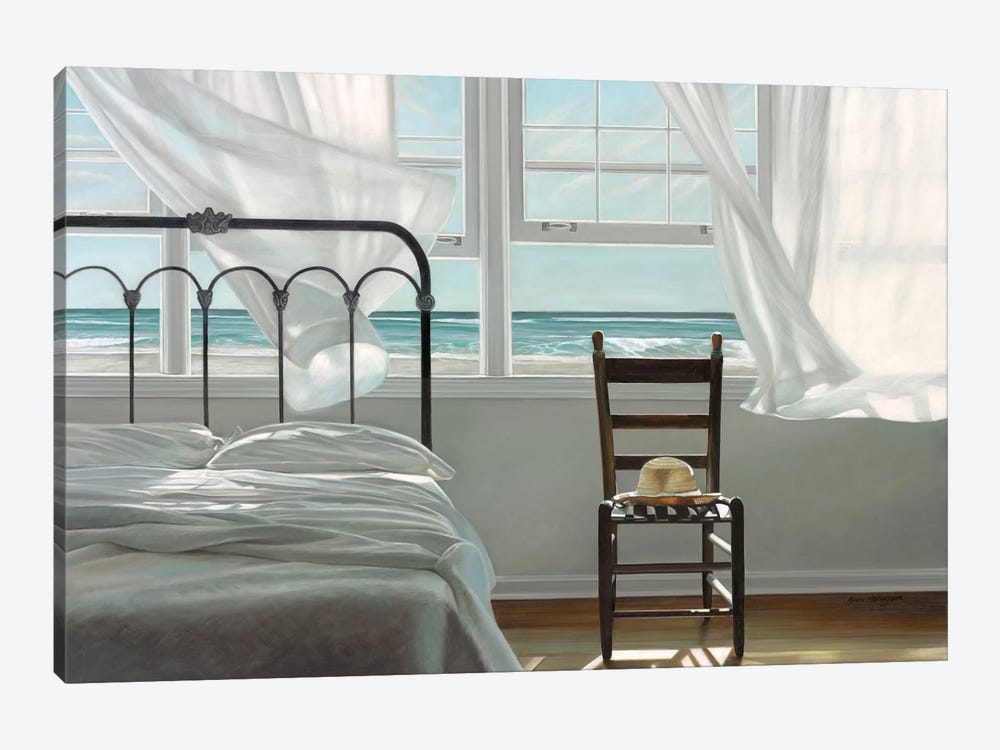 The Dream of Water by Karen Hollingsworth 1-piece Canvas Print