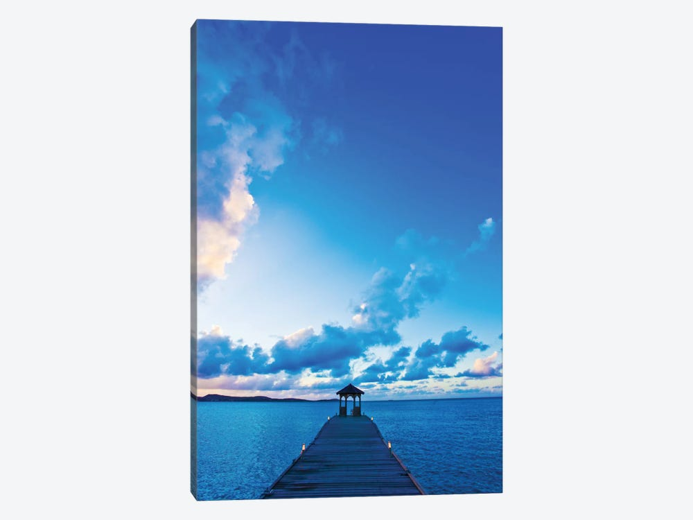 Dock by Lorne Resnick 1-piece Canvas Wall Art