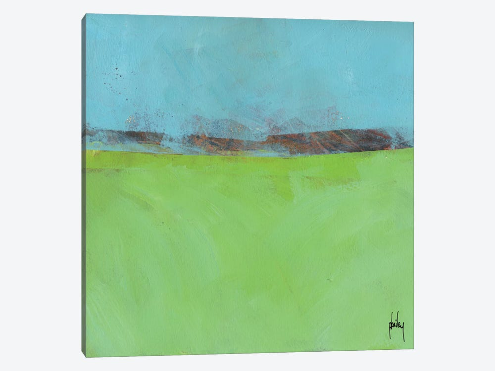 Low Distant Hills by Paul Bailey 1-piece Canvas Art