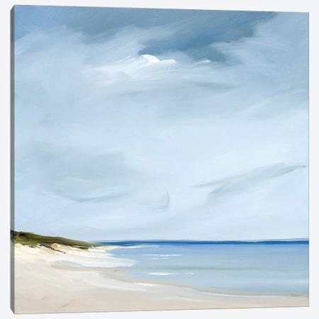 Blue Canvas Print #ICS593} by Rick Fleury Canvas Artwork