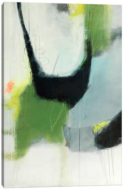 On The Edge Canvas Art Print