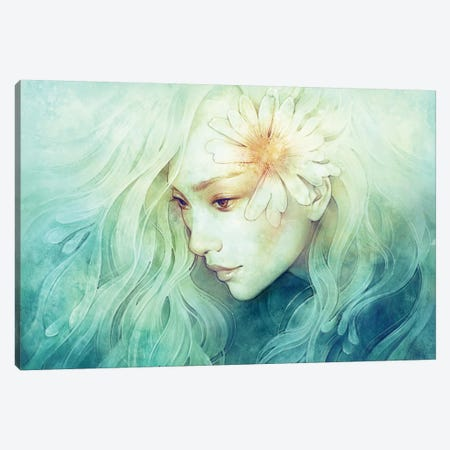 April Canvas Print #ICS603} by Anna Dittmann Canvas Art