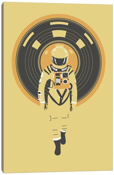 DJ Hal Canvas Art Print