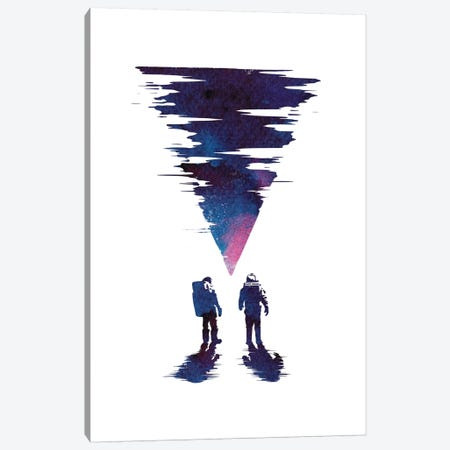 The Thing Canvas Print #ICS626} by Robert Farkas Canvas Print