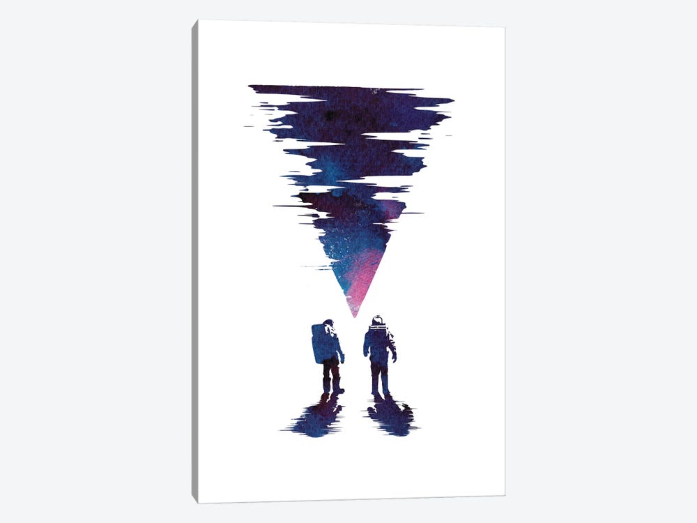 The Thing by Robert Farkas 1-piece Canvas Art