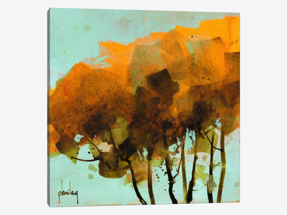 Seven Trees by Paul Bailey 1-piece Canvas Art