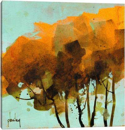 Seven Trees Canvas Art Print