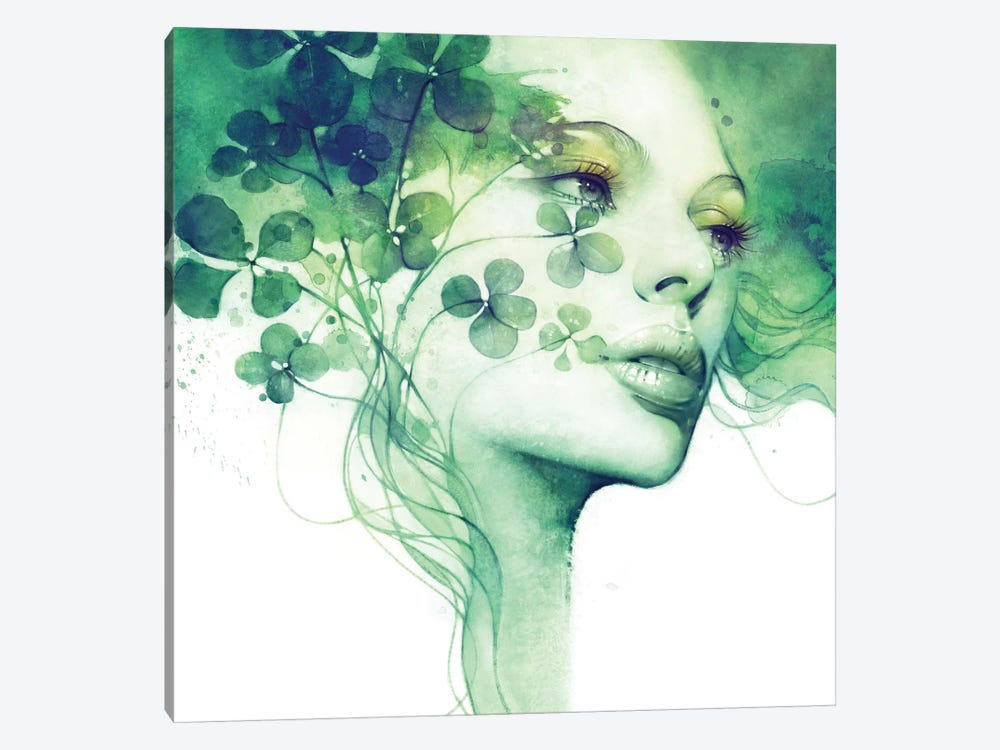 Serendipity by Anna Dittmann 1-piece Canvas Artwork