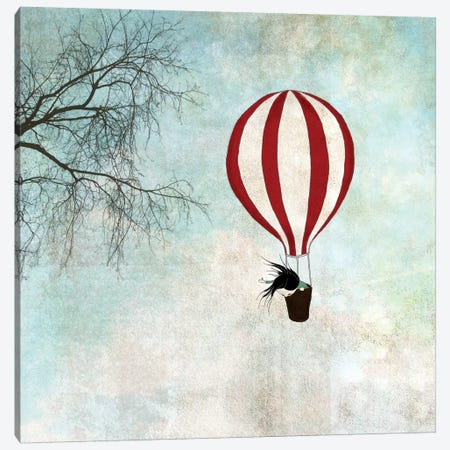Up In The Air Canvas Print #ICS641} by Majali Canvas Wall Art
