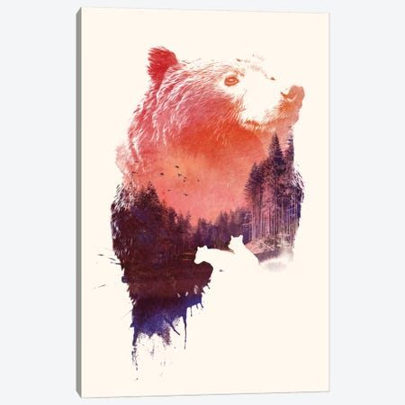Love Forever Canvas Print #ICS649} by Robert Farkas Canvas Wall Art