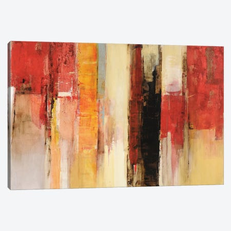 Serie Vertigo Canvas Print #ICS664} by Ines Benedicto Canvas Art Print