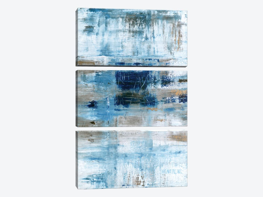 Heaven by Julie Weaverling 3-piece Art Print