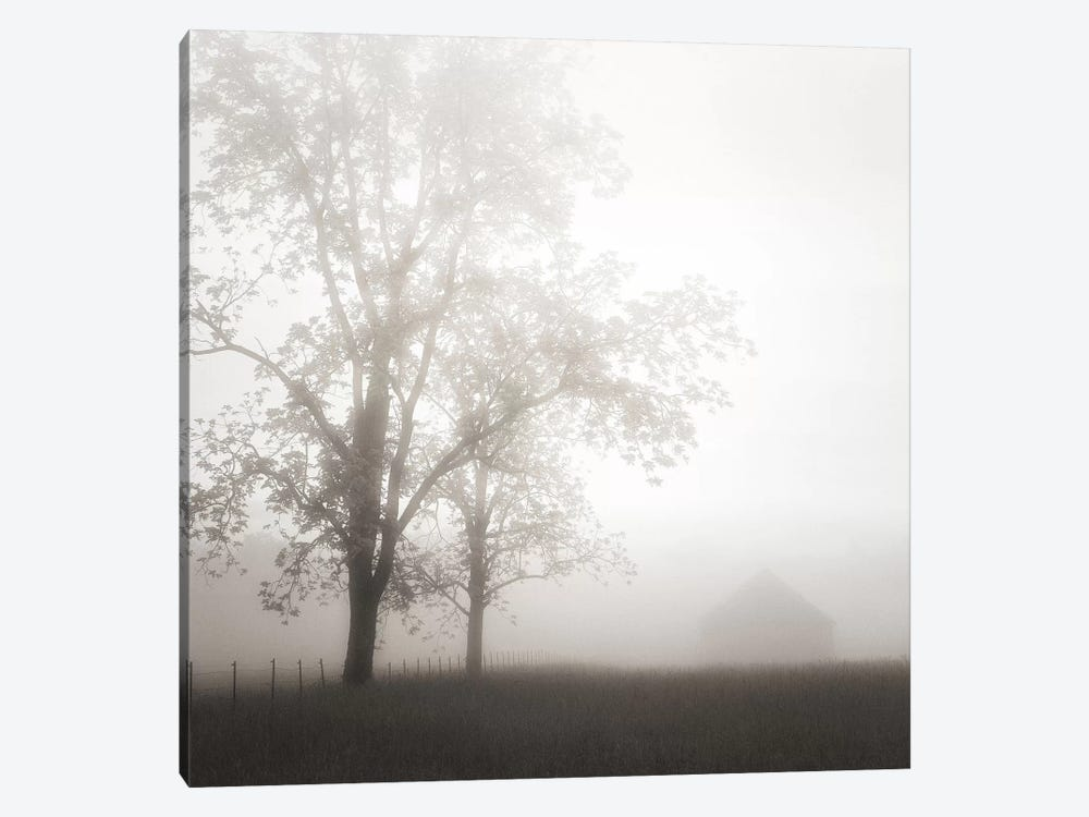 Farmland, Appalachia, 2013 by Nicholas Bell Photography 1-piece Canvas Art