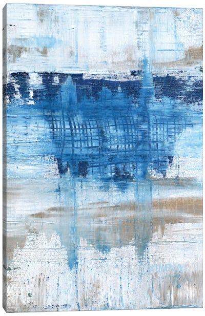 Splash Canvas Art Print