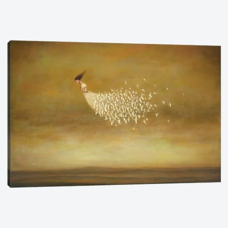Freeform Canvas Print #ICS699} by Duy Huynh Canvas Art Print