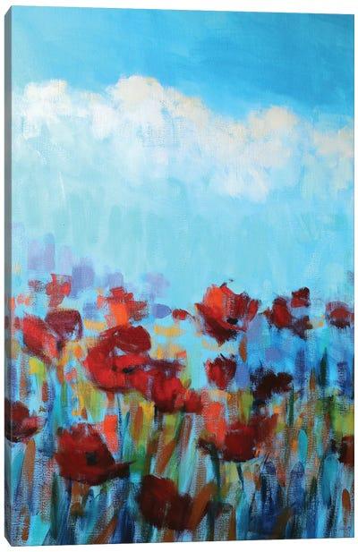 Garden Of Delights Canvas Art Print