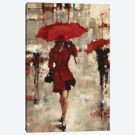 Paris Invitation 3-Piece Canvas #ICS727} by Lorraine Christie Canvas Wall Art