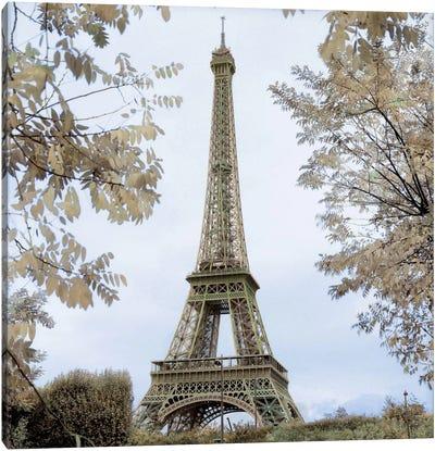 Tour Eiffel au Printemps Canvas Print #ICS72
