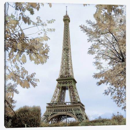 Tour Eiffel au Printemps Canvas Print #ICS72} by Alan Blaustein Canvas Art
