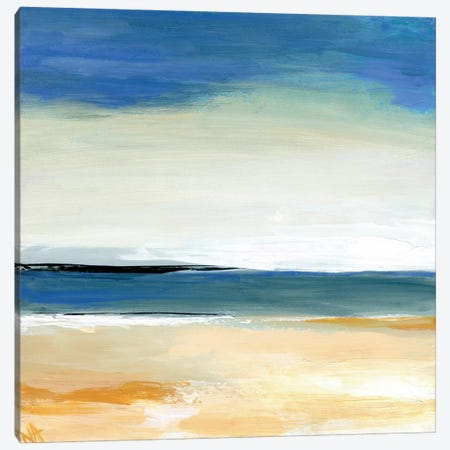 Seascape II Canvas Print #ICS731} by Niki Arden Canvas Artwork