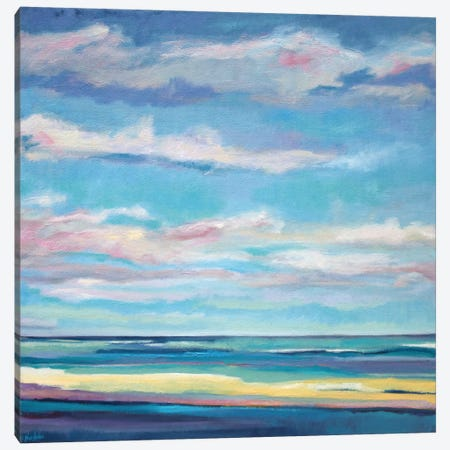 Tidal Surge Canvas Print #ICS732} by Niki Arden Canvas Wall Art