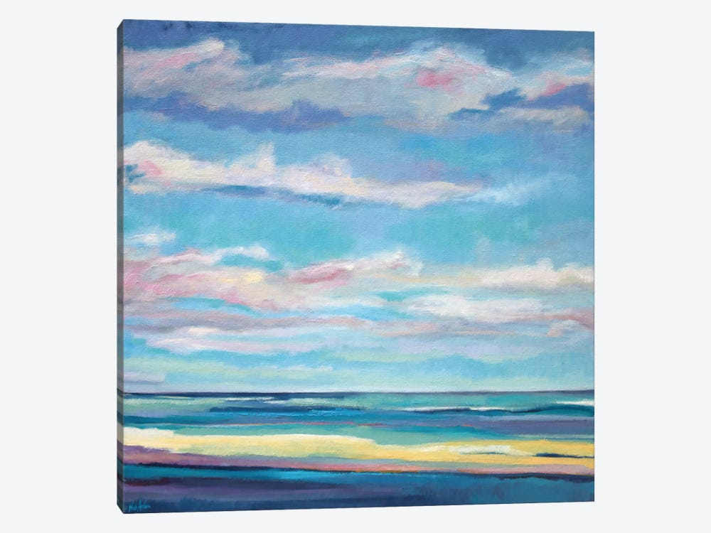 Tidal Surge by Niki Arden 1-piece Canvas Wall Art