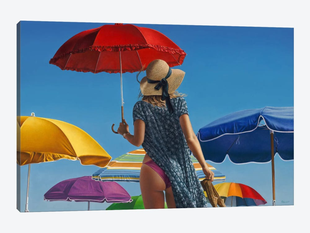 Canopies by Paul Kelley 1-piece Canvas Art Print