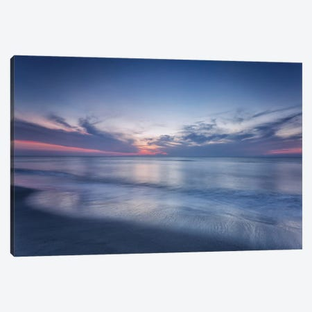 Atlantic Sunrise VII Canvas Print #ICS736} by Robert J. Amoruso Canvas Print